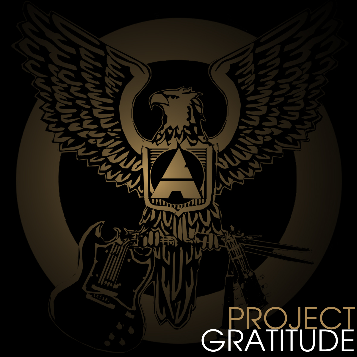 Project Gratitude (2015) Front Cover