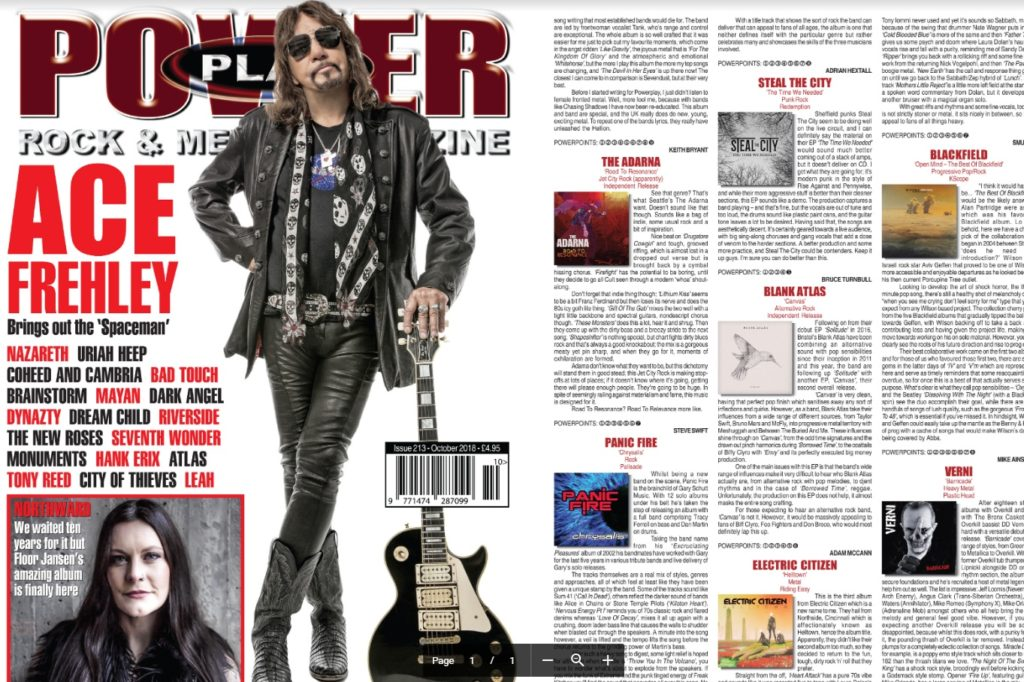 Powerplay Magazine issue 213 - UK