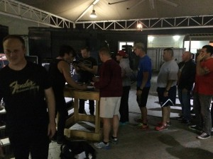 114 -  Meet and greet after show! - SW Asia