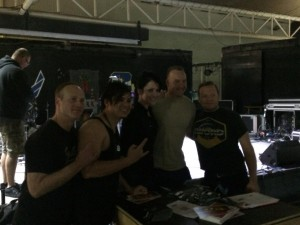 116 - Meet and greet after show! - SW Asia
