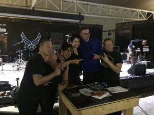 117 - Meet and greet after show! - SW Asia