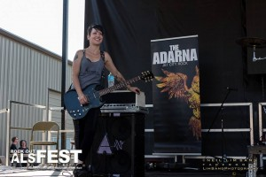 031 - Andreka Jasek from The Adarna at Rock Out ALS Fest in Woodinville, WA