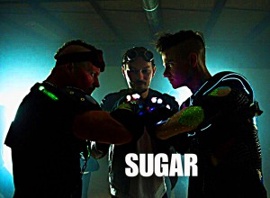 Sugar Music Video Shoot