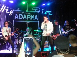The Adarna at the High Dive in Seattle, WA