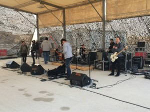 181 - New Year's Day Soundcheck - Al `Abdaliyah, Al 'Āşimah, Kuwait.