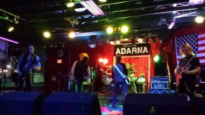 The Adarna performing at the Grail in Coeur d'Alene