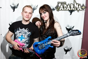 Markku and Andreka at The Adarna's CD Release Show 2012