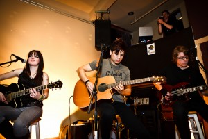 The Adarna's CD Release Show 2012