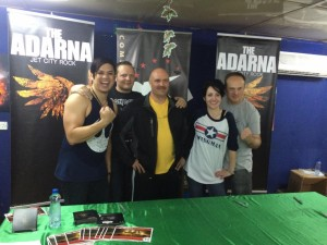 229 - Meet and greet in Camp Buehring, Kuwait!  Pictures and autographs