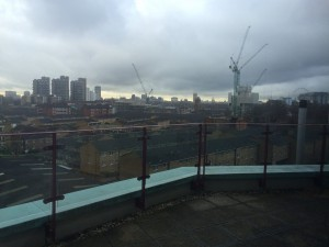 433 - Our view from Elephant & Castle, London