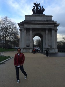 458 -  Wellington Arch, London