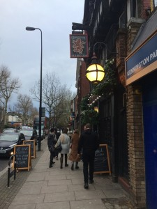 463 - Pub hopping in Kennington Park