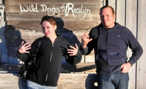 005 - The wild dawgs of Roslyn, WA.