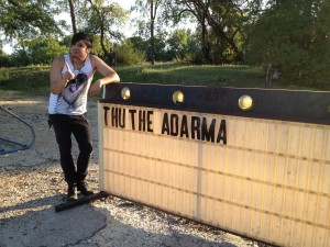 The Adarna...wait Adarma?  Austin TX