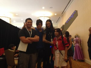053 - The Adarna at Delta H Con , Houston TX 2014
