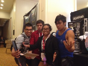 052 - The Adarna at Delta H Con , Houston TX 2014