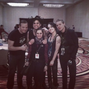 058 - The Adarna at Delta H Con , Houston TX 2014