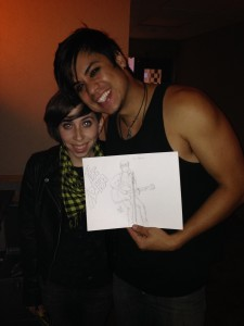 099 - Will receiving some fan art in PA