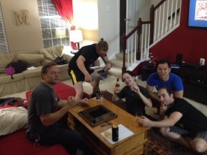 088 - Playing Shut the Box!