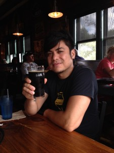 133 - Will having a beer with his BBQ in Rochester NY