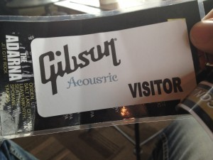 Gibson Acoustic Factory Tour - Bozeman MT