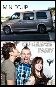 Mini Tour & CD Release Party (2012)
