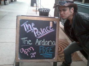 We need to work on that spelling yo!  The Adarna in Missoula, MT